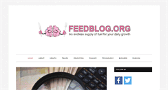 Preview of feedblog.org